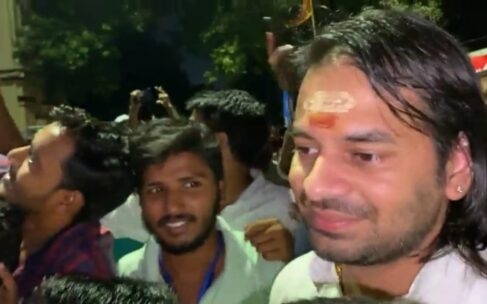 दिल्ली से लौटे तेजप्रताप तो लालू-तेजस्वी के चैम्बर में बैठे, 5 कदम की दूरी पर बैठे जगदानंद सिंह से नहीं मिले, अपने तरीके से छात्र राजनीति करते रहेंगे