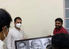 कन्हैया कुमार कांग्रेस में शामिल, कहा- कांग्रेस बची तो देश बचेगा